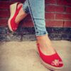 Refresh 72693 Red Sole Sister