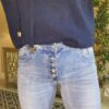 Toxik 4 Button Stone Wash High Waist Jeans Sole Sister