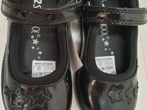 Stars School Shoes