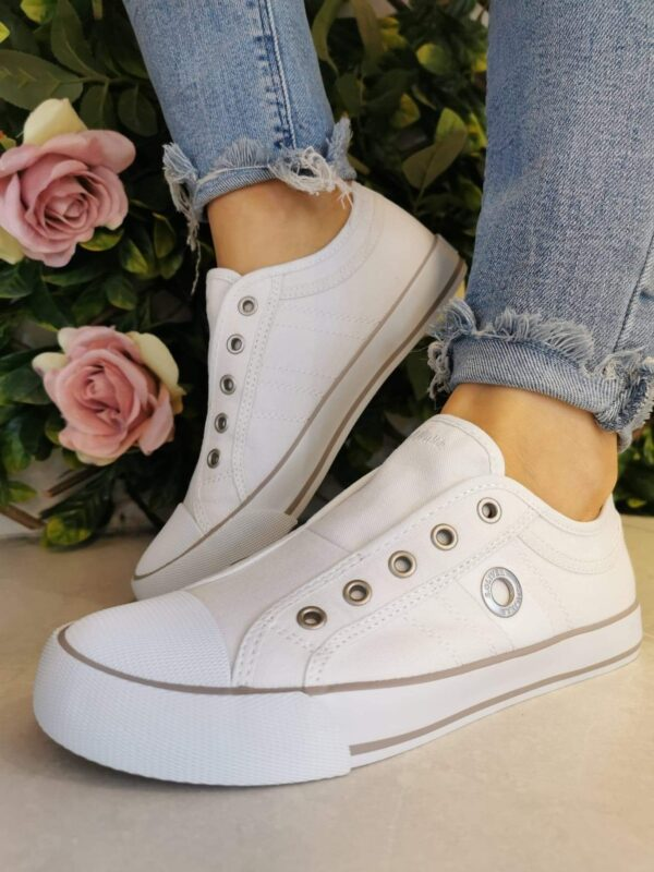 S Oliver 24635 White Sole sister