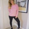 Rant n Rave Sabina Sweater Pink Sole Sister 1