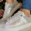 S Oliver 23605 Silver Comb Sole Sister 4