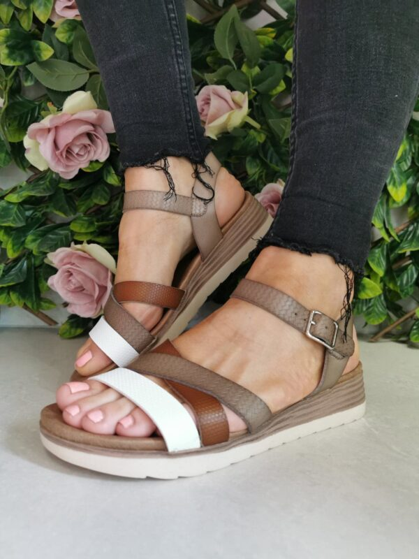 XTI 42519 Taupe Sandal