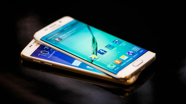 Galaxy S6 en S6 Edge Mirrorlink