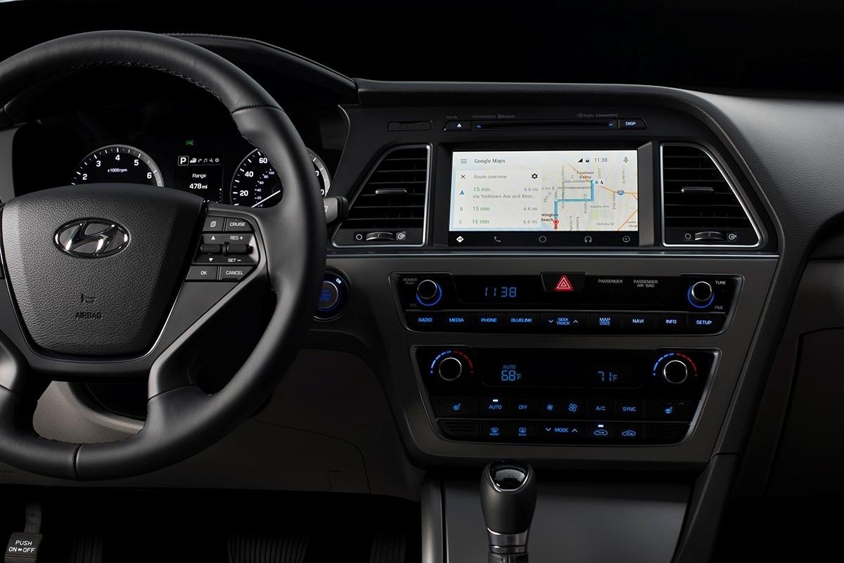 Android Auto Hyundai Mirrorlink