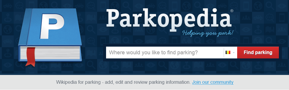 Parkopedia VNC Mirrorlink