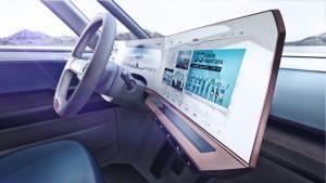 Mirrorlink Volkswagen Budd-E
