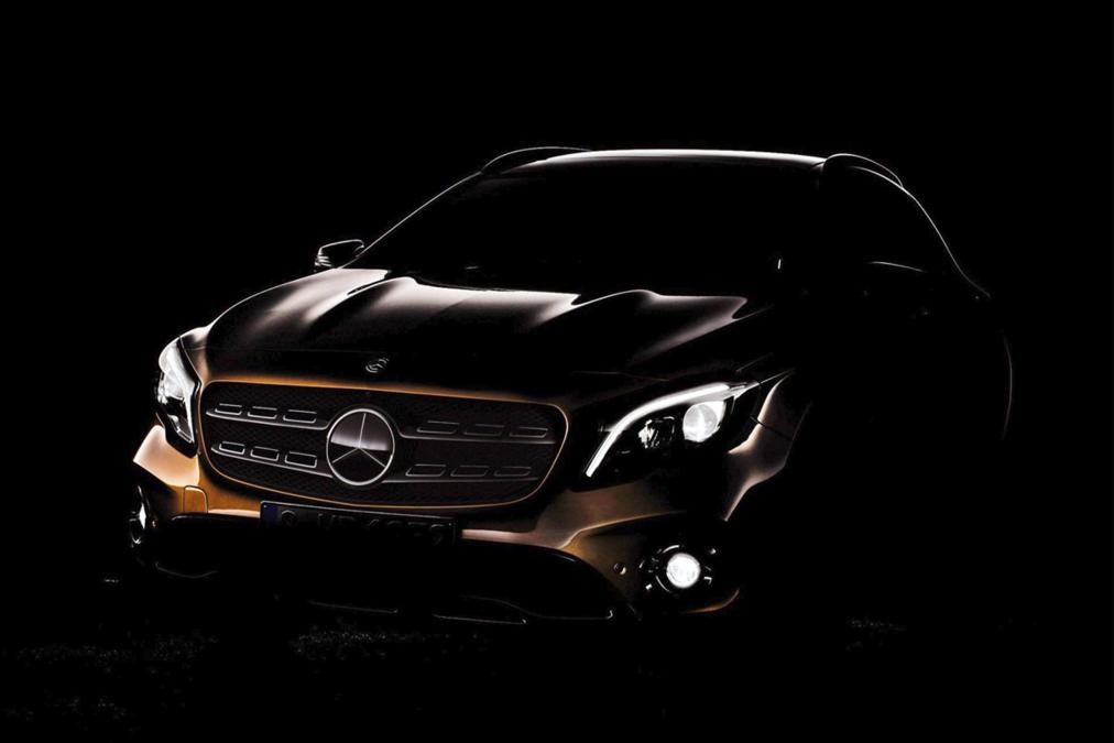 Mercedes GLA Mirrorlink 2017