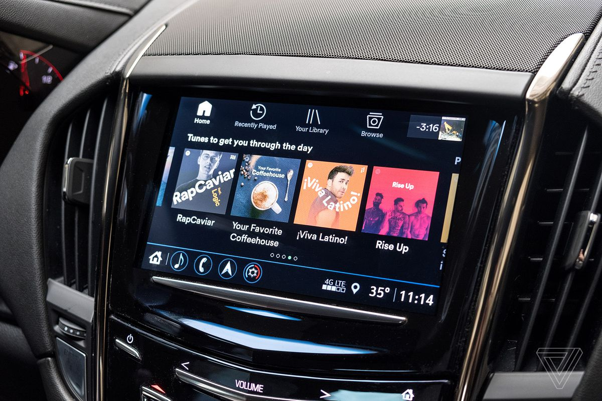 Apple Carplay Spotify Mirrorlink