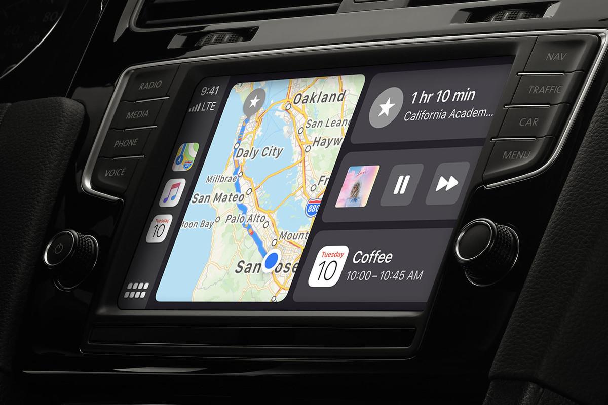 Hoe werkt Apple CarPlay