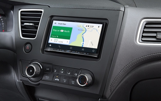 MirrorLink Android Auto Apple Carplay