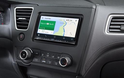 MirrorLink Android Auto Apple Carplay