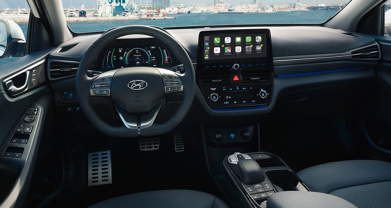Mirrorlink Hyundai Ionic