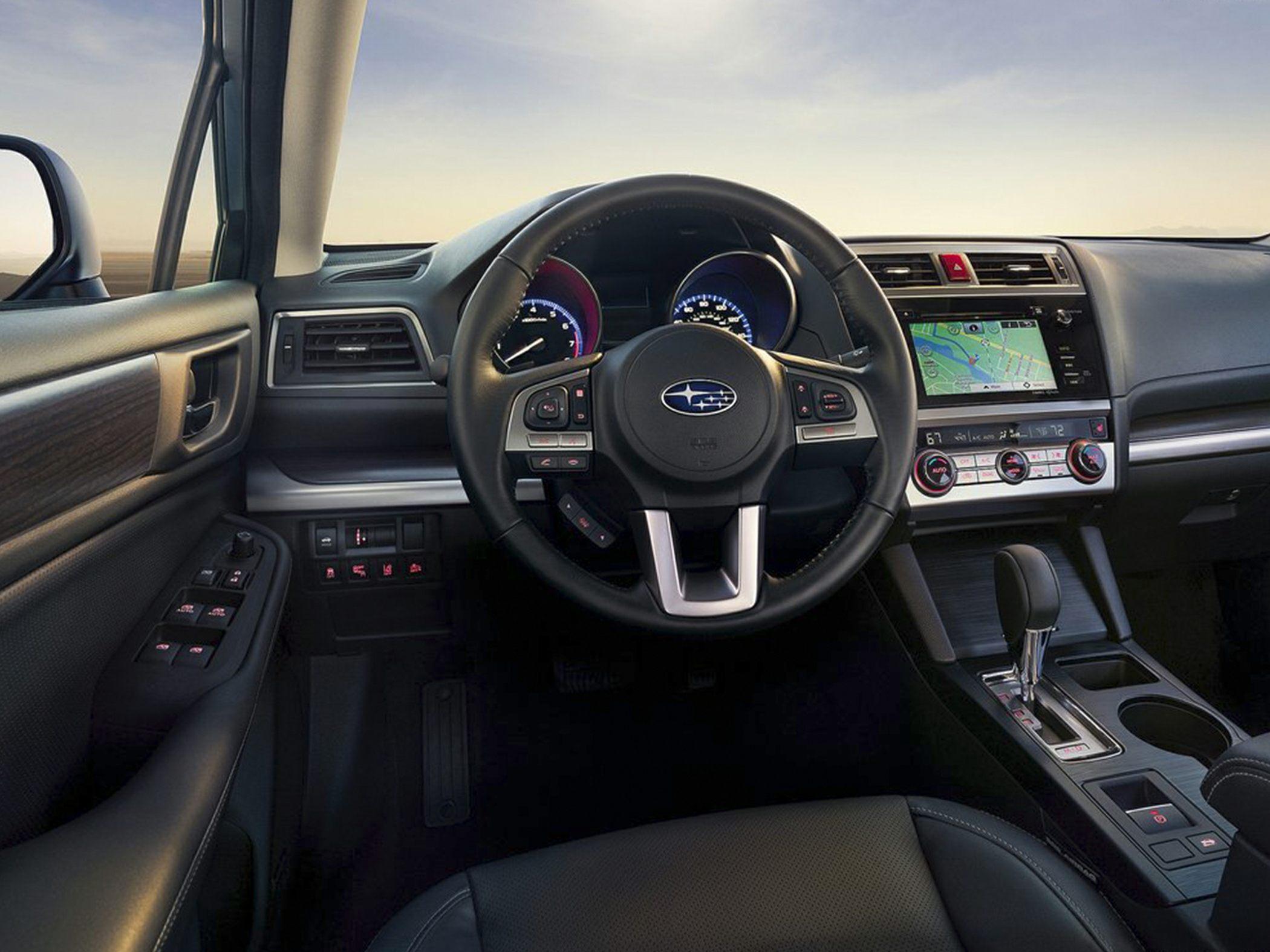 Mirrorlink Subaru Legacy 2016 Carplay