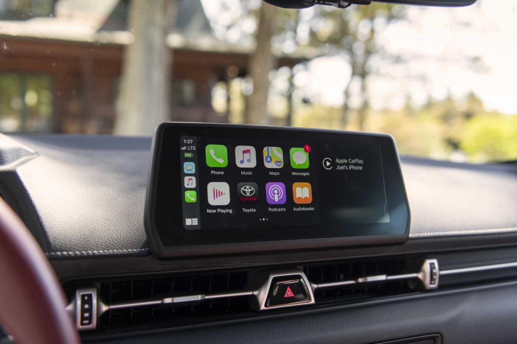 android auto mirrorlink 2020