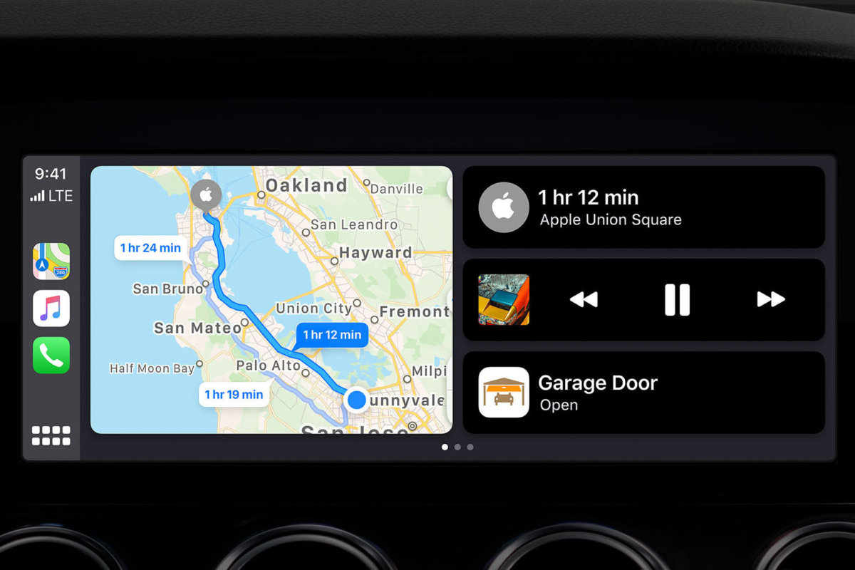 Apple CarPlay iOS update