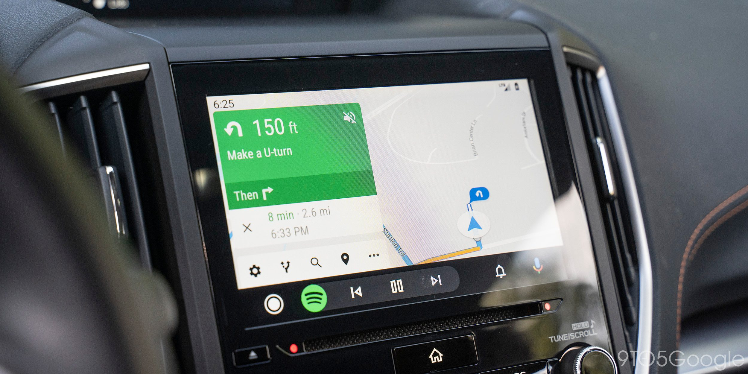 Android Auto And Google Maps