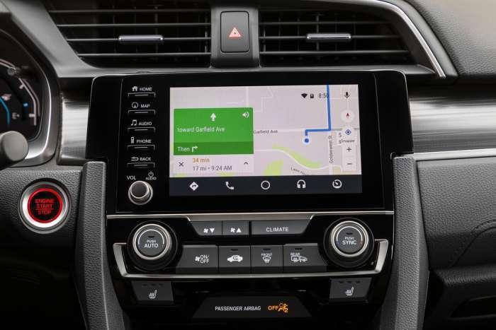Google Mirrorlink Carplay Andorid Auto