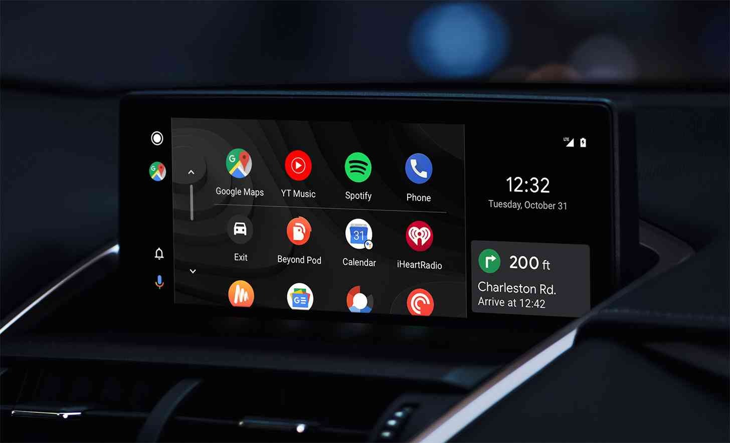 android auto update google
