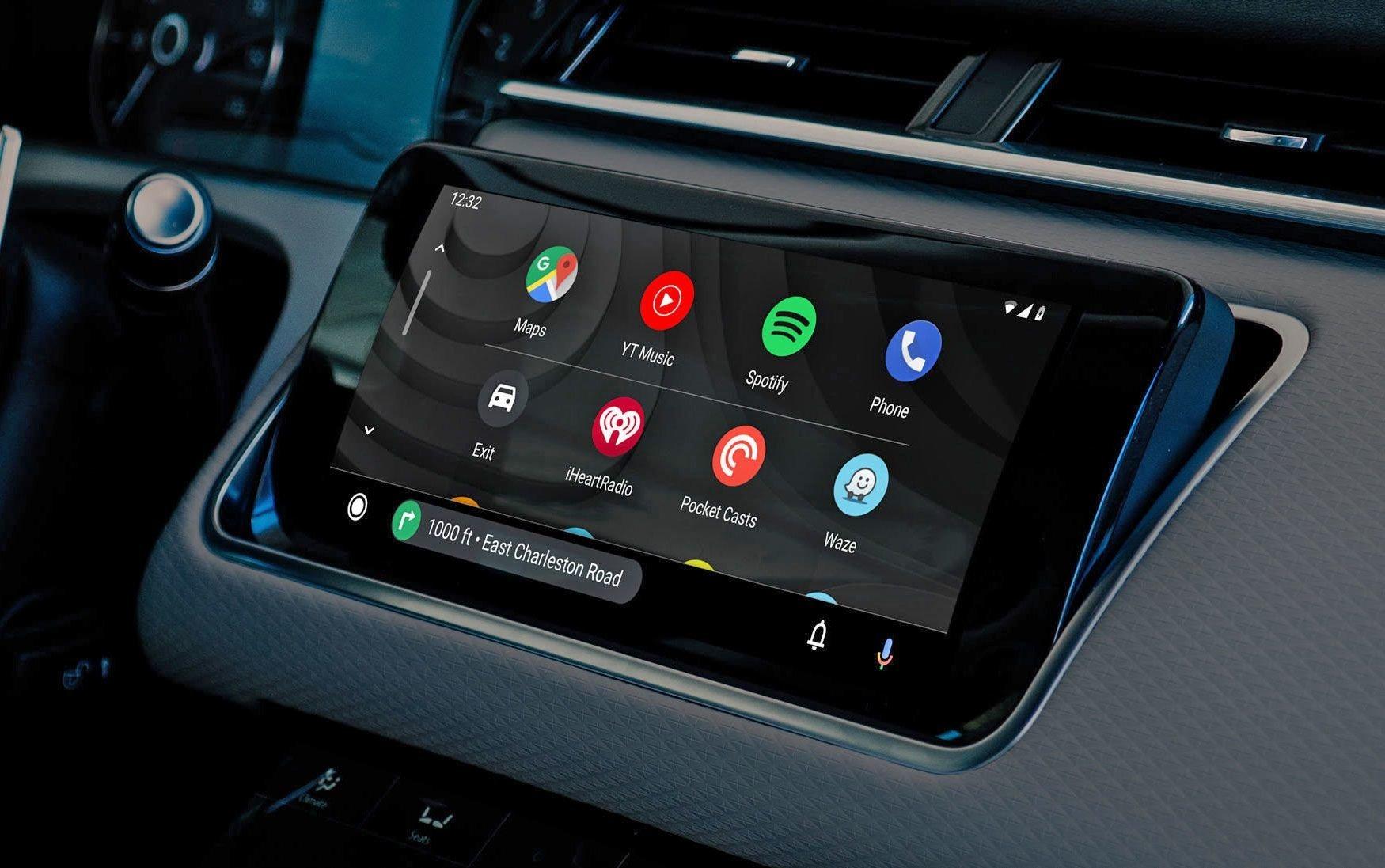 Mirrorlink Android Auto Update