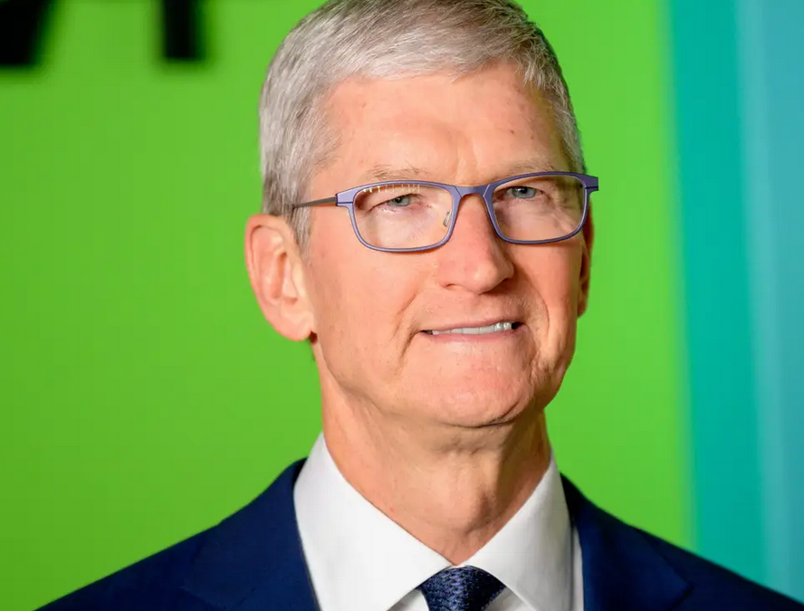 Apple Car Tim Cook Mirrorlink