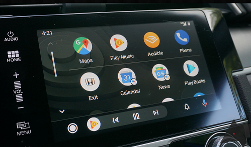 Android auto mirrolink berichten