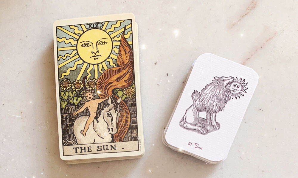 Combine Lenormand And Tarot