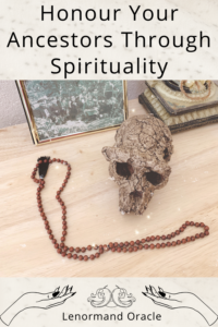 Here is how to honor your ancestors through spirituality. Communicate with your ancestors for psychic development, divination and psychic reading.