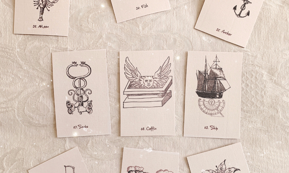 How To Read Lenormand For Beginners Deck