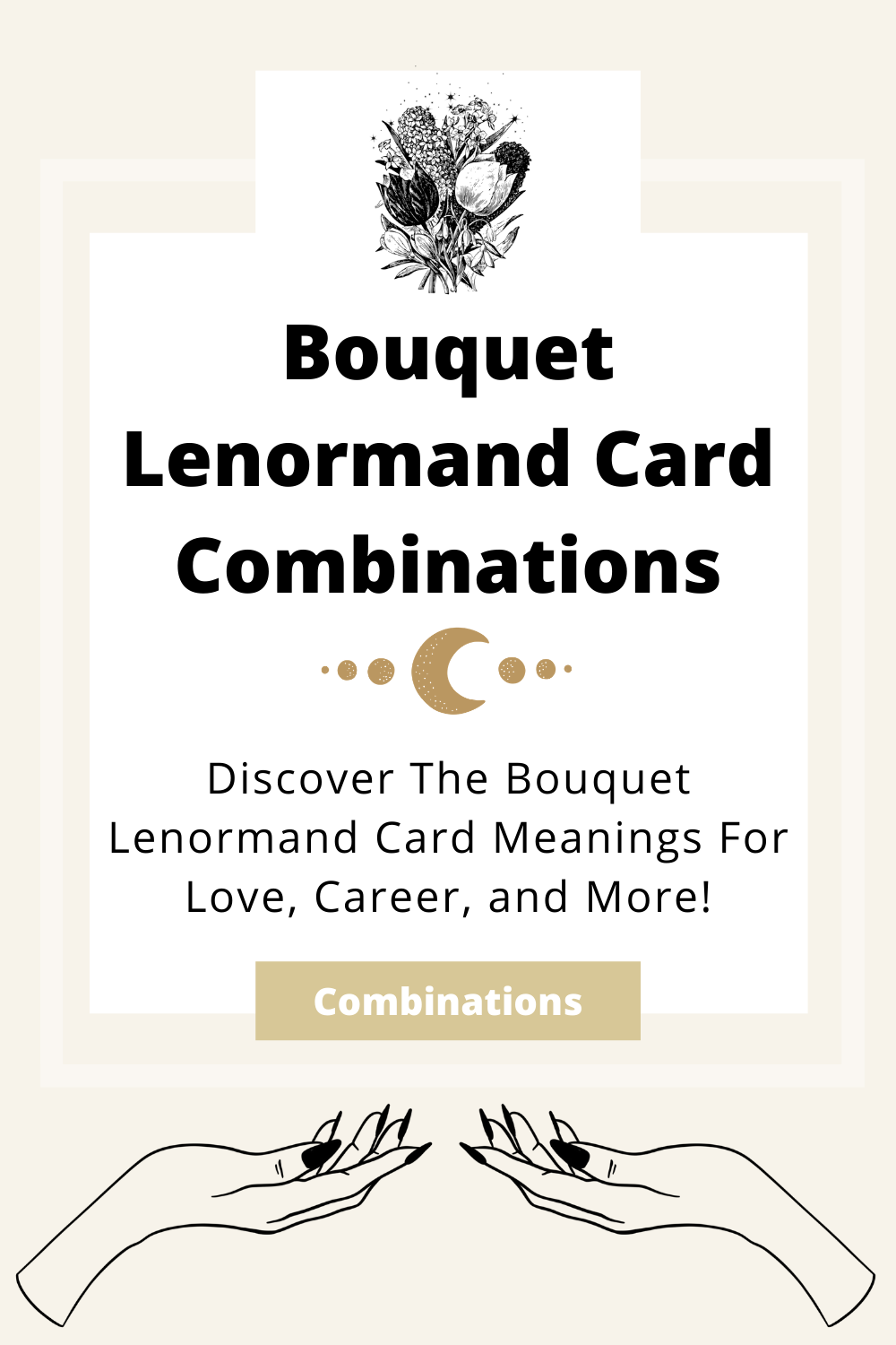 Learn the beginner Bouquet Lenormand Card combinations for general readings, love, business, career and more! Learn how to combine the Bouquet card with the Diviners Lenormand deck.