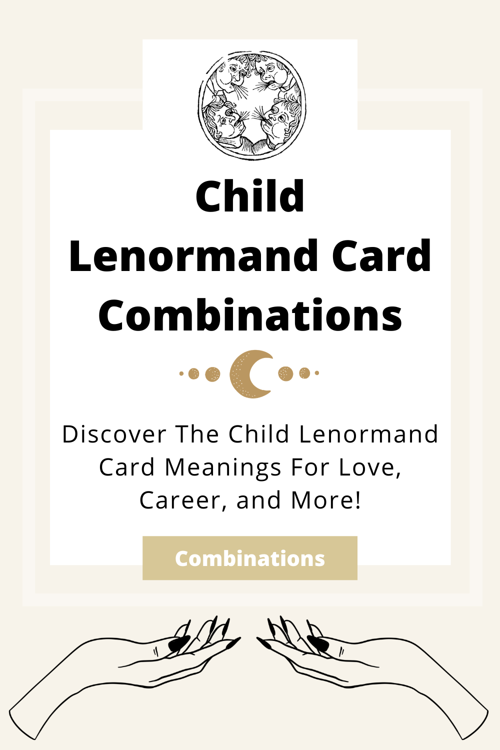 Learn the beginner Child Lenormand Card combinations for general readings, love, business, career and more! Learn how to combine the Child card with the Diviners Lenormand deck.