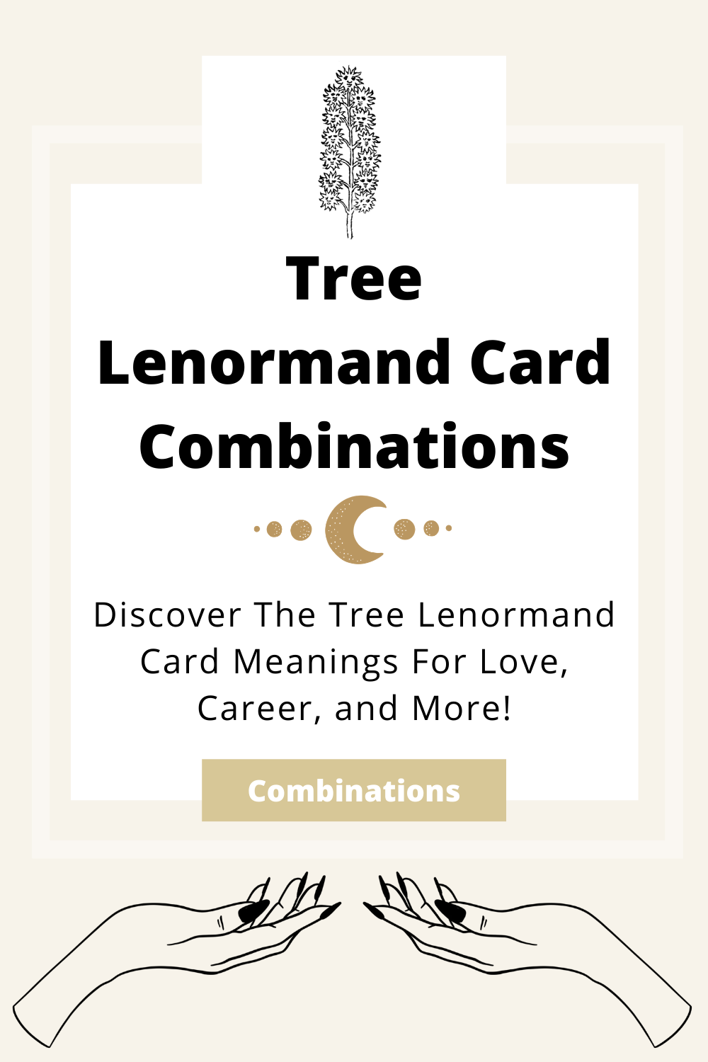 Learn the beginner Tree Lenormand Card combinations for general readings, love, business, career and more! Learn how to combine the Tree card with the Diviners Lenormand deck.