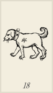 Lenormand Dog Combinations