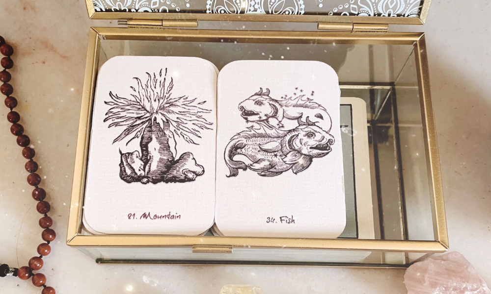 Lenormand Meanings and combinations