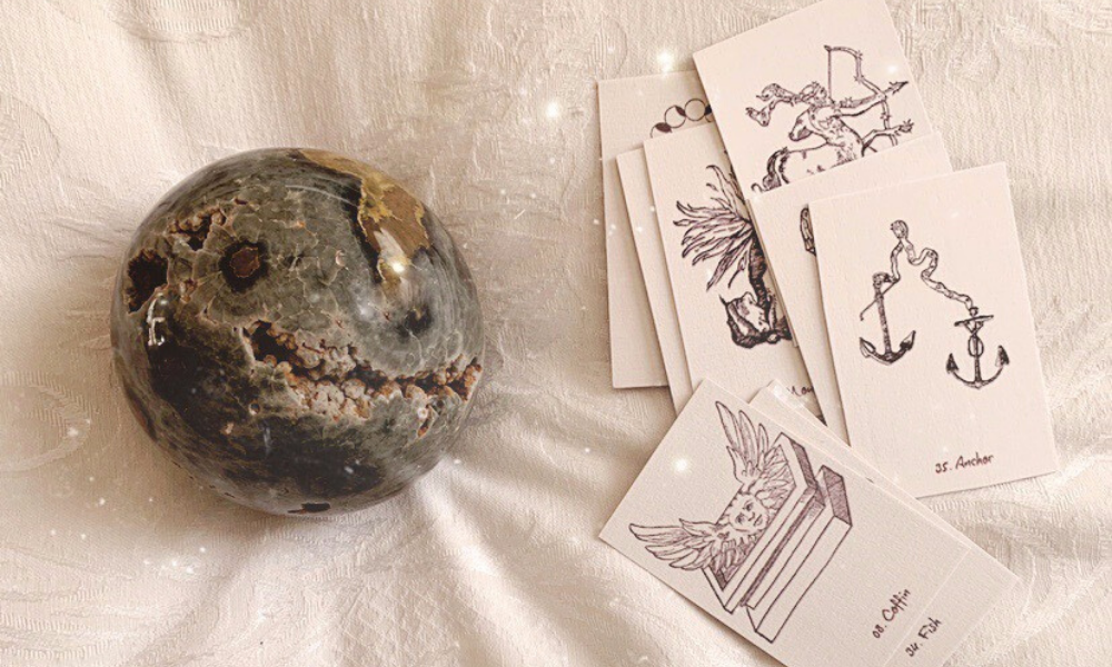 Lenormand Playing Card Inserts