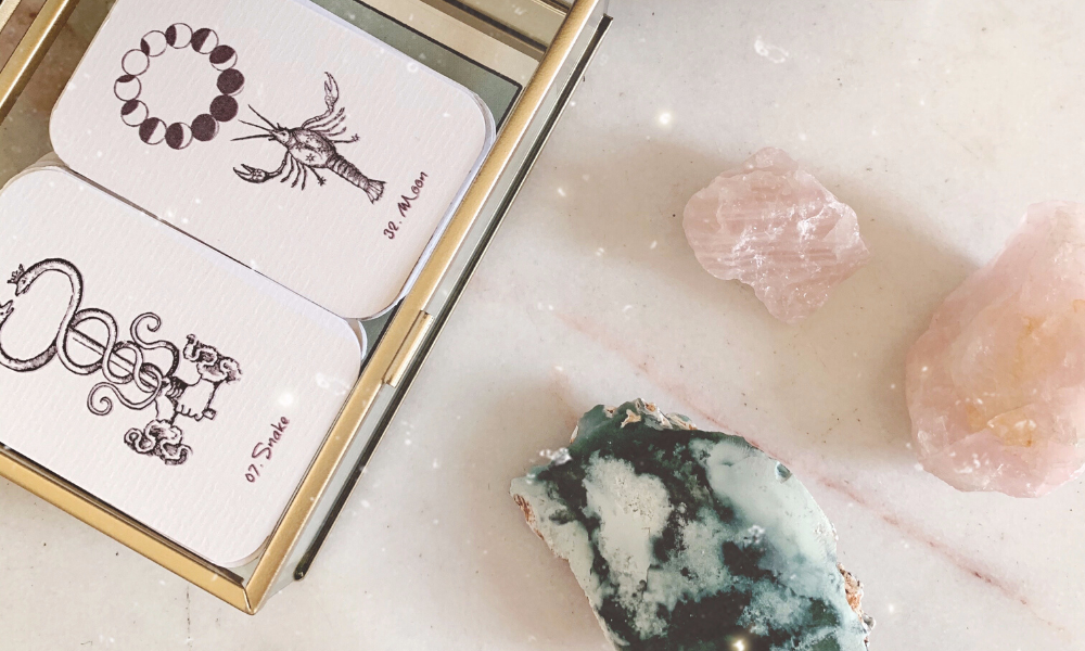 Lenormand combinations for love