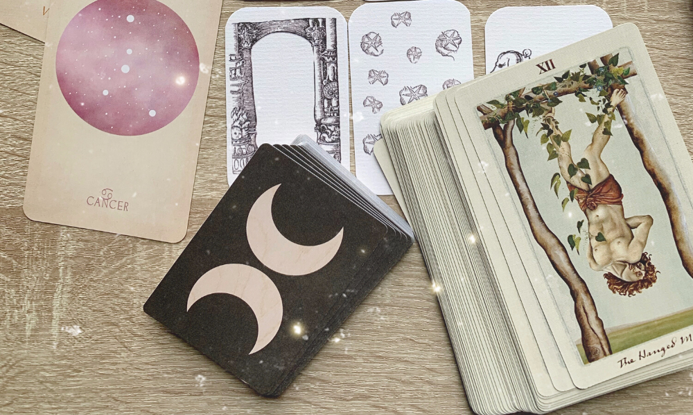 Methods Of Fortune-Telling With Cards