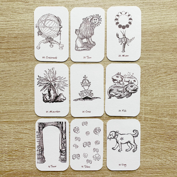 Lenormand Cards