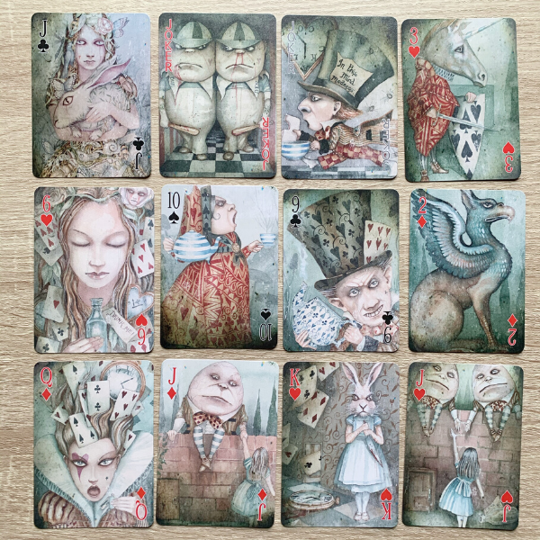 Methods of fortune telling with cards - Playing Cards Cartomancy