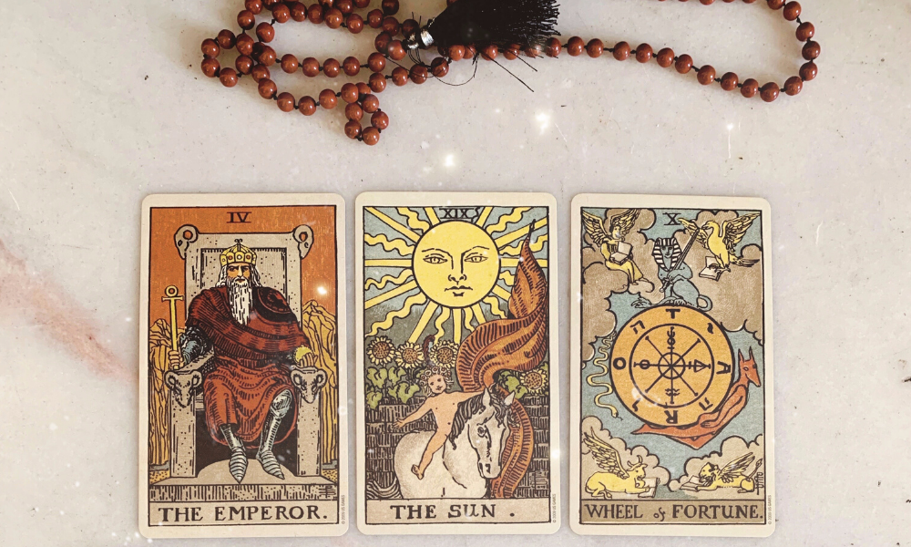 Tarot and Lenormand