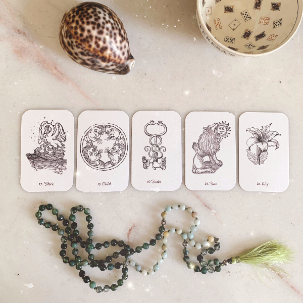 Why your Tarot cards have stopped working - Lenormand deck
