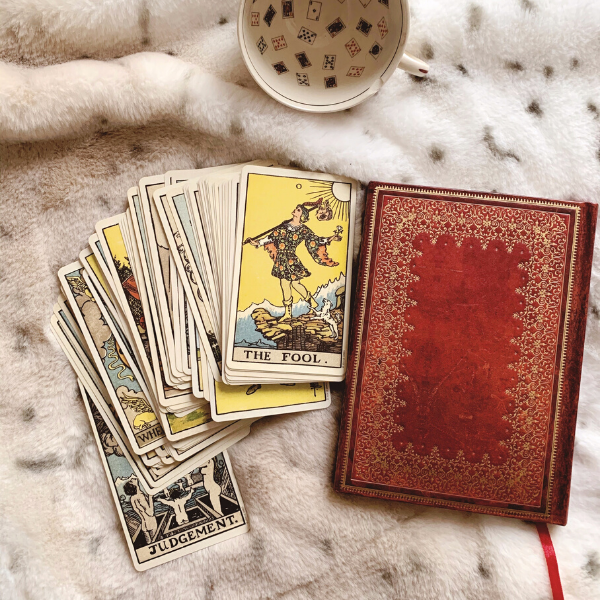 Why your Tarot cards have stopped working - Rider Waite Smith deck