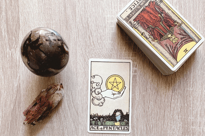 Answer Yes or No Using Tarot Meanings