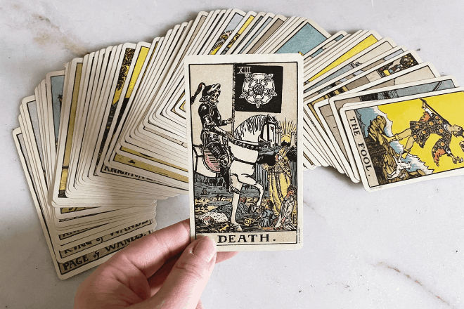 Death Tarot Meaning