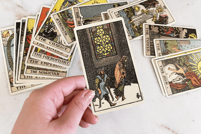 8 Five of Pentacles Tarot Meanings: Love, Outcomes, Feelings & More!
