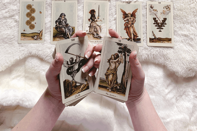 How I Became a Gypsy Fortune Teller