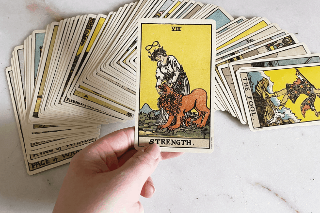 Strength Tarot Meaning