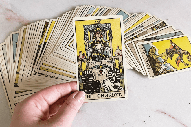 The Chariot Tarot Meaning