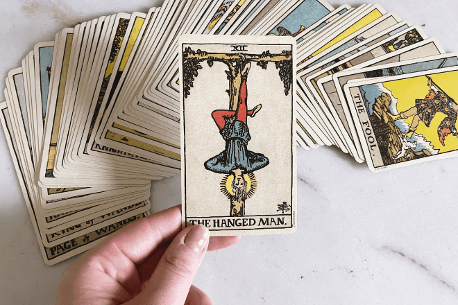 The Hanged Man Tarot Meaning
