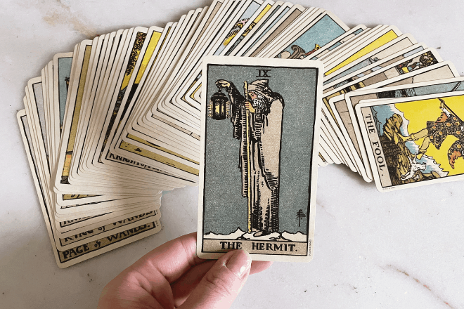 The Hermit Tarot Meaning